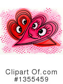 Royalty-Free (RF) Heart Clipart Illustration #1355459