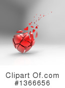 Heart Clipart #1366656 by Julos