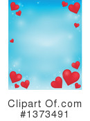 Heart Clipart #1373491 by visekart