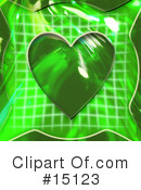 Royalty-Free (RF) heart Clipart Illustration #15123