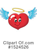 Heart Clipart #1524526 by visekart