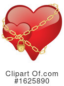 Heart Clipart #1625890 by dero