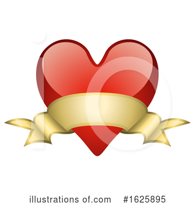 Heart Clipart #1625895 by dero