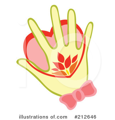 Hand Clipart #212646 by Cherie Reve