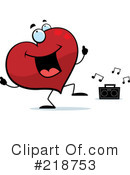 Heart Clipart #218753 by Cory Thoman