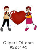Heart Clipart #226145 by BNP Design Studio
