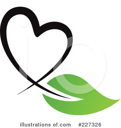 Royalty-Free (RF) Heart Clipart Illustration by elena - Stock Sample #227326