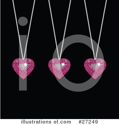 Hearts Clipart #27249 by elaineitalia