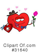 Heart Clipart #31640 by Hit Toon
