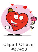 Heart Clipart #37453 by Hit Toon