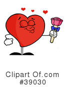 Heart Clipart #39030 by Hit Toon