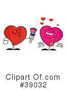 Royalty-Free (RF) heart Clipart Illustration #39032