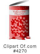 Royalty-Free (RF) heart Clipart Illustration #4270