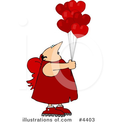 Cupid Clipart #4403 by djart