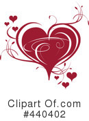 Royalty-Free (RF) heart Clipart Illustration #440402