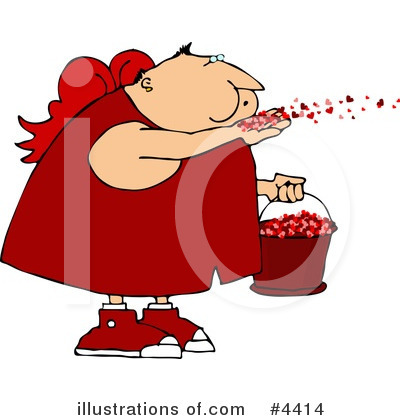 Cupid Clipart #4414 by djart