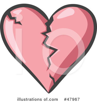 Heart Clipart #47967 by Leo Blanchette