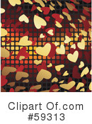 Heart Clipart #59313 by MacX