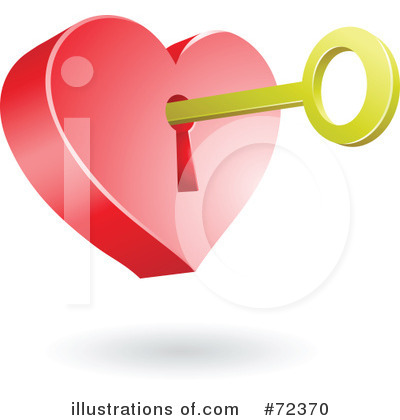 Heart Clipart #72370 by cidepix