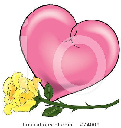 Valentines Day Clipart #74009 by Pams Clipart