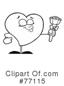 Heart Clipart #77115 by Hit Toon