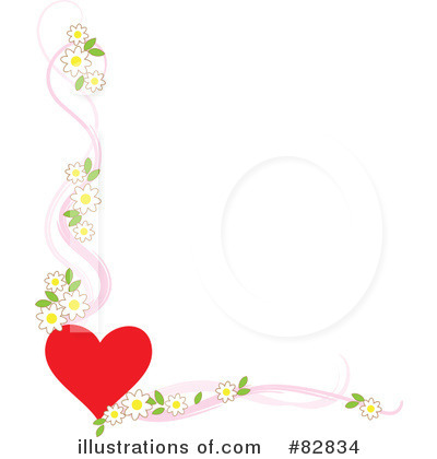 Royalty-Free (RF) Heart Clipart Illustration by Maria Bell - Stock Sample #82834