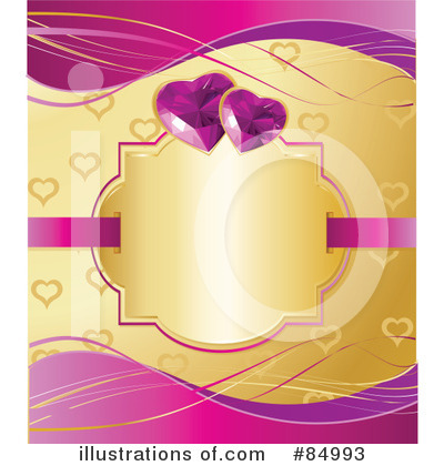 Valentine Background Clipart #84993 by Pushkin