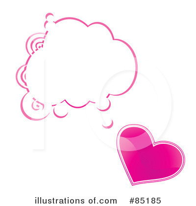 Hearts Clipart #85185 by MilsiArt
