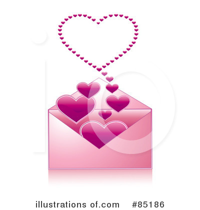 Hearts Clipart #85186 by MilsiArt