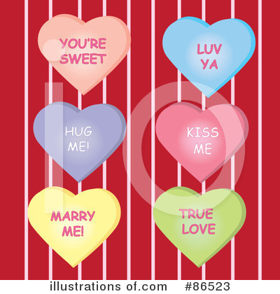 Valentines Day Clipart #86523 by Pams Clipart