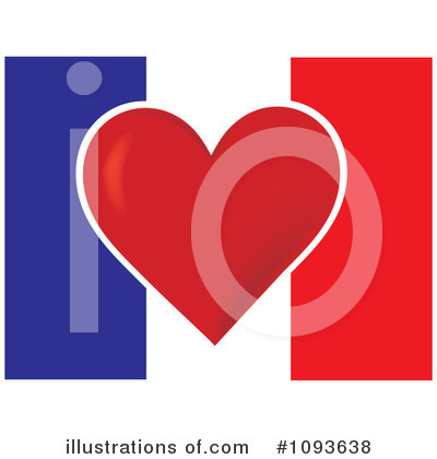 French Clipart #1093638 by Maria Bell