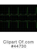 Heart Monitor Clipart #44730 by oboy
