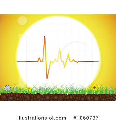 Heartbeat Clipart #1060737 by Andrei Marincas