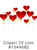 Hearts Clipart #1044682 by BNP Design Studio