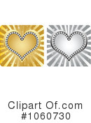 Hearts Clipart #1060730 by Andrei Marincas