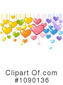 Hearts Clipart #1090136 by BNP Design Studio