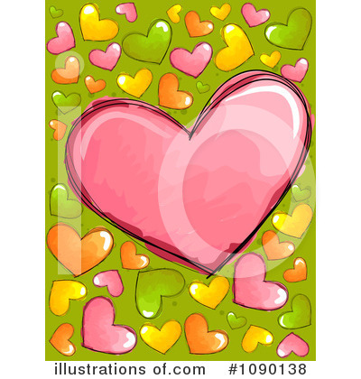 Valentine Clipart #1090138 by BNP Design Studio
