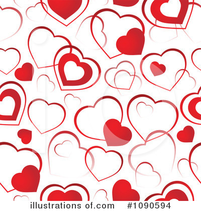 Heart Clipart #1090594 by visekart