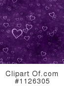 Royalty-Free (RF) Hearts Clipart Illustration #1126305