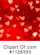 Royalty-Free (RF) Hearts Clipart Illustration #1126330