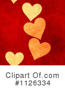 Royalty-Free (RF) Hearts Clipart Illustration #1126334