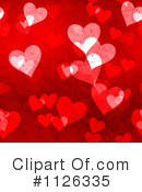 Royalty-Free (RF) Hearts Clipart Illustration #1126335