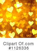 Royalty-Free (RF) Hearts Clipart Illustration #1126336