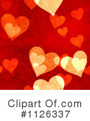 Royalty-Free (RF) Hearts Clipart Illustration #1126337