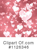 Royalty-Free (RF) Hearts Clipart Illustration #1126346