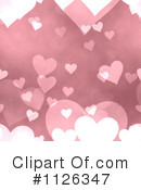 Royalty-Free (RF) Hearts Clipart Illustration #1126347