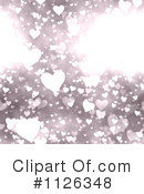 Royalty-Free (RF) Hearts Clipart Illustration #1126348