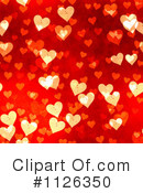 Royalty-Free (RF) Hearts Clipart Illustration #1126350