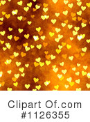 Royalty-Free (RF) Hearts Clipart Illustration #1126355