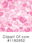 Royalty-Free (RF) Hearts Clipart Illustration #1182652